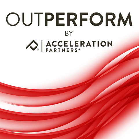 Outperform with Acceleration Partners show art