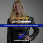 Artwork for Ep 40: Successfully changing careers to follow your own path with Jen Groover