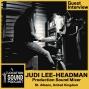 Artwork for 075 Judi Lee-Headman - Production Sound Mixer based out of St. Albans, UK