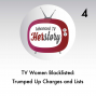 Artwork for Trumped Up Charges & Lists: TV Women Blacklisted