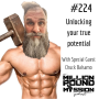 Artwork for 224: Unlocking your true potential with Chuck Balsamo