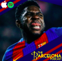 Artwork for Why has Umtiti not renewed his Barcelona contract yet? Interview with FCB Femeni star Natasa Andonova and Messi fitness struggles [TBPod74]