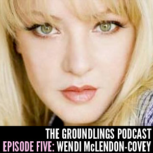 The Groundlings Podcast: 05: Wendi McLendon Covey