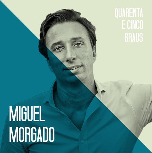 """Artwork for #45 [série Orientações Políticas] Miguel Morgado - """"Para federar as várias direitas é preciso um projecto assente em dois pilares: reformismo e um europeísmo alternativo"""""""