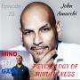 Artwork for #20 John Amaechi - Psychology of Mindfulness