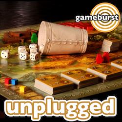 Artwork for GameBurst Unplugged - Battlestar Galactica