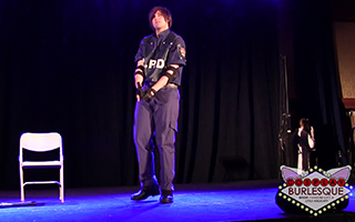 145 - Mr. E as Leon Kennedy