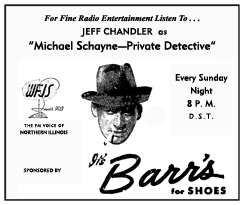 056-110613 In the Old-Time Radio Corner - The New Adventures of Michael Shayne