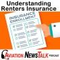 Artwork for 152 Understanding Aircraft Renters Insurance and the Starr Gate App + GA News