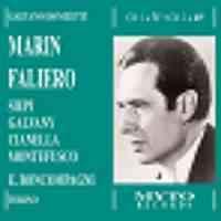 Plot of Marin Faliero