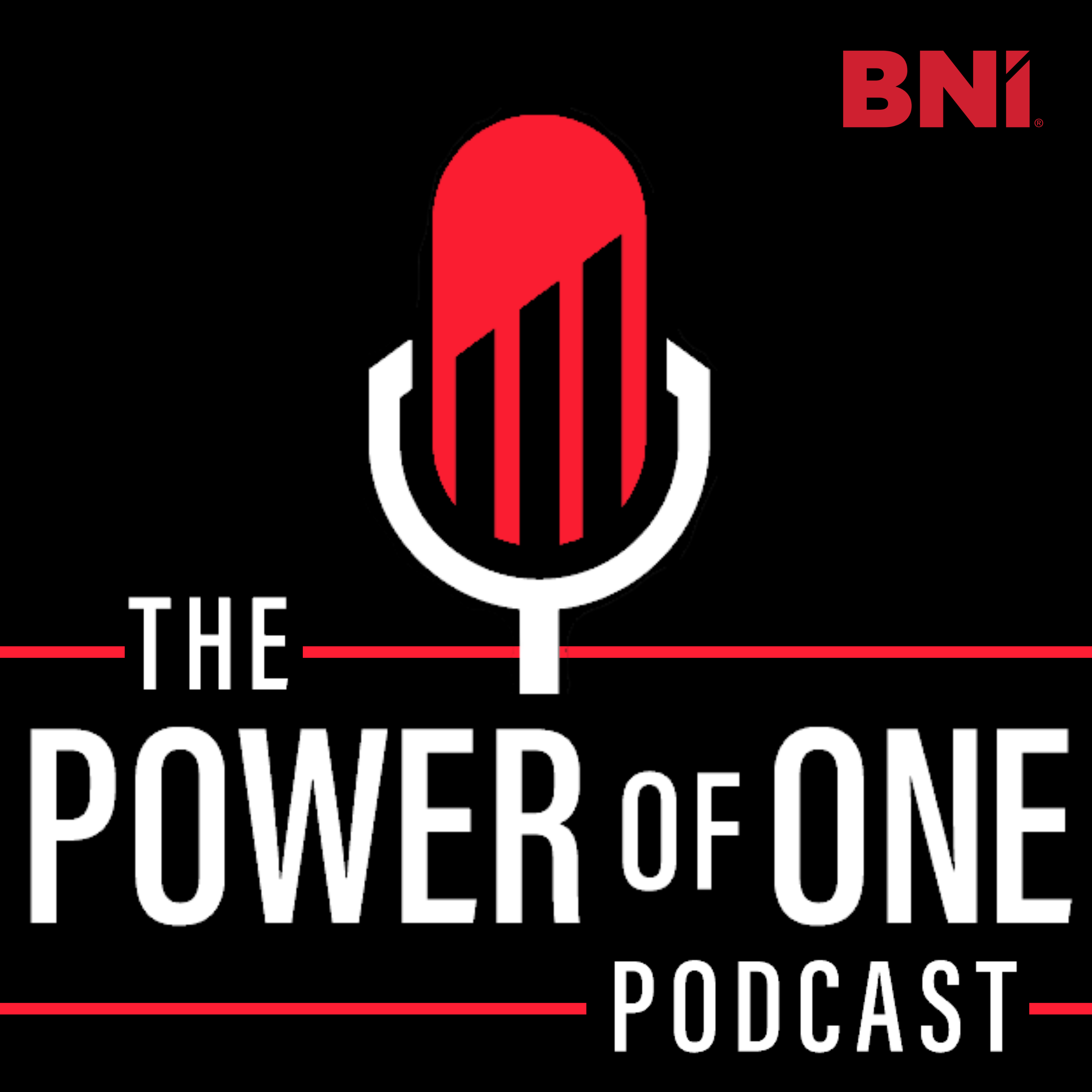 BNI & The Power of One show art