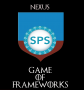Artwork for Game of Frameworks: Nexus with Patricia Kong and Kurt Bittner