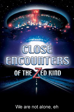 Zedcast 007 Close Encounters of the Zed Kind