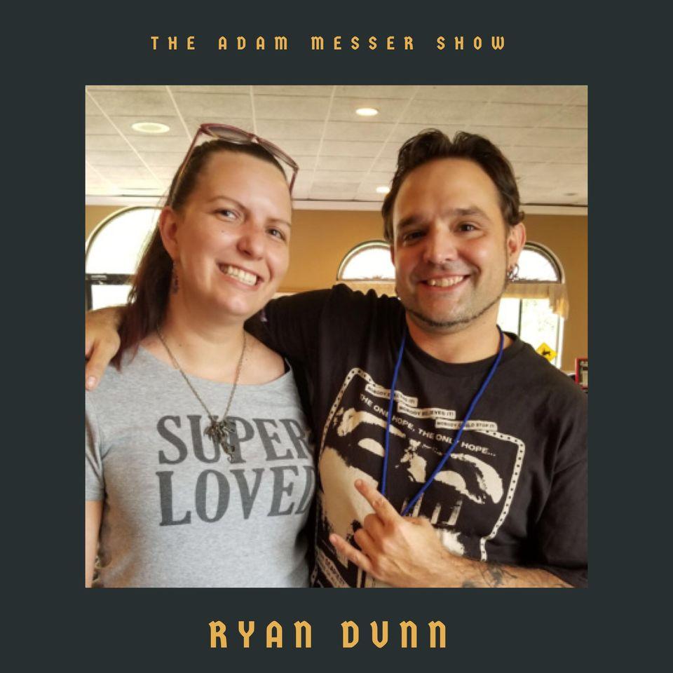 #73- Ryan Dunn part one show art