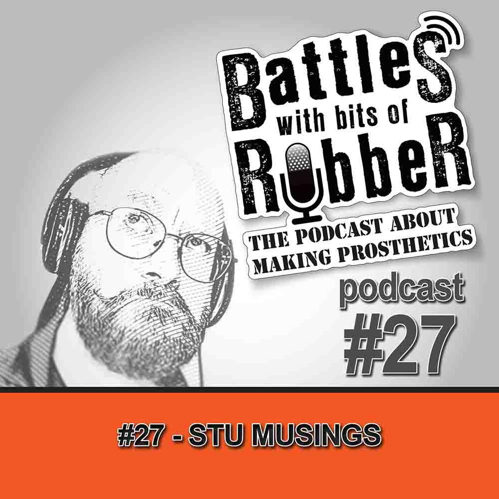 #27 - Stu Musings