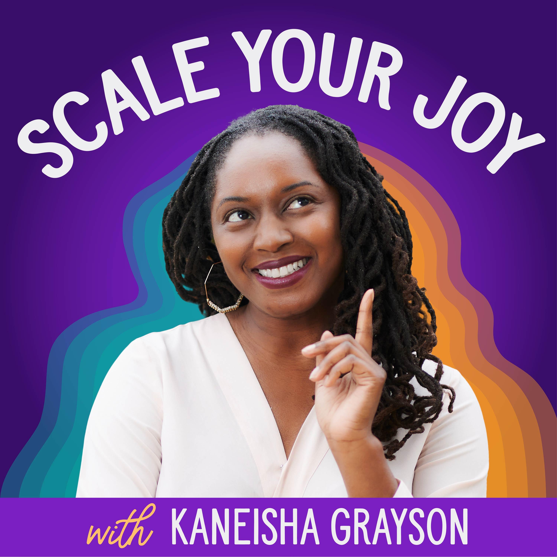 Scale Your Joy show art