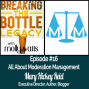Artwork for All about Moderation Management--Moderating Alcohol with Mary Hickey Reid