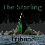 Artwork for Starling Tribune - Arrow Pre Season 4 with Lobster (An Arrow TV Show Fan Podcast)