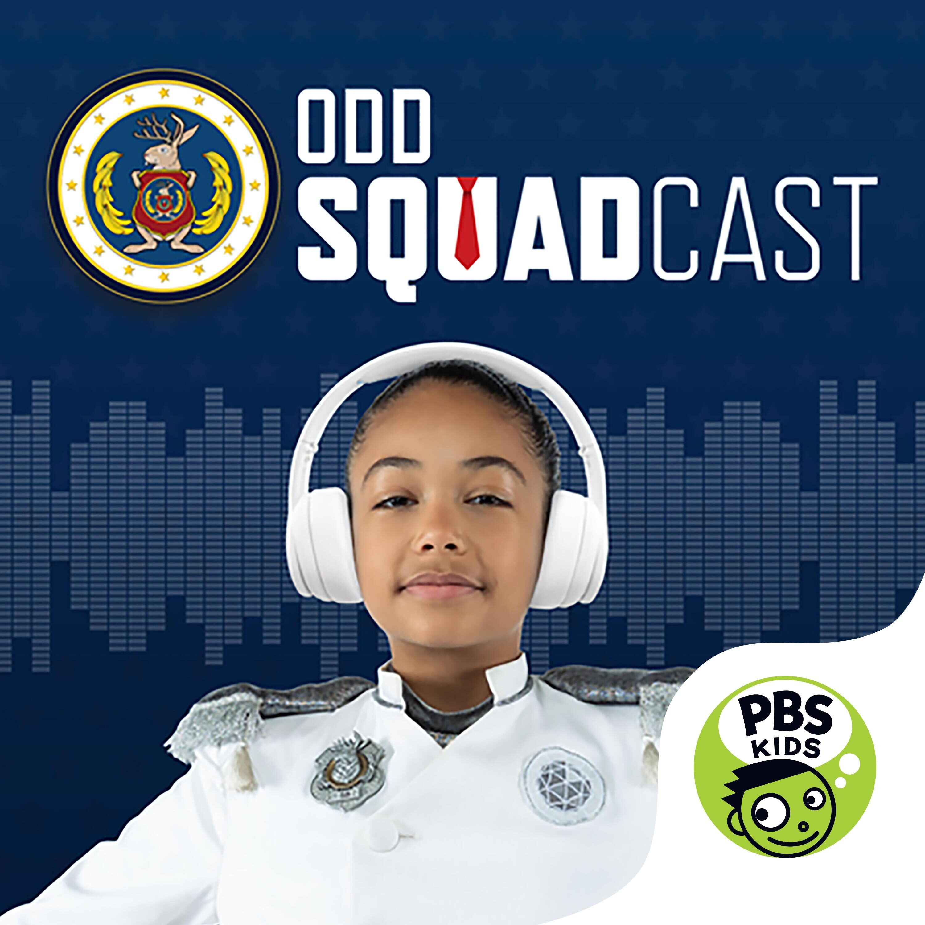 Podcast episode image for Introducing the Odd Squadcast!
