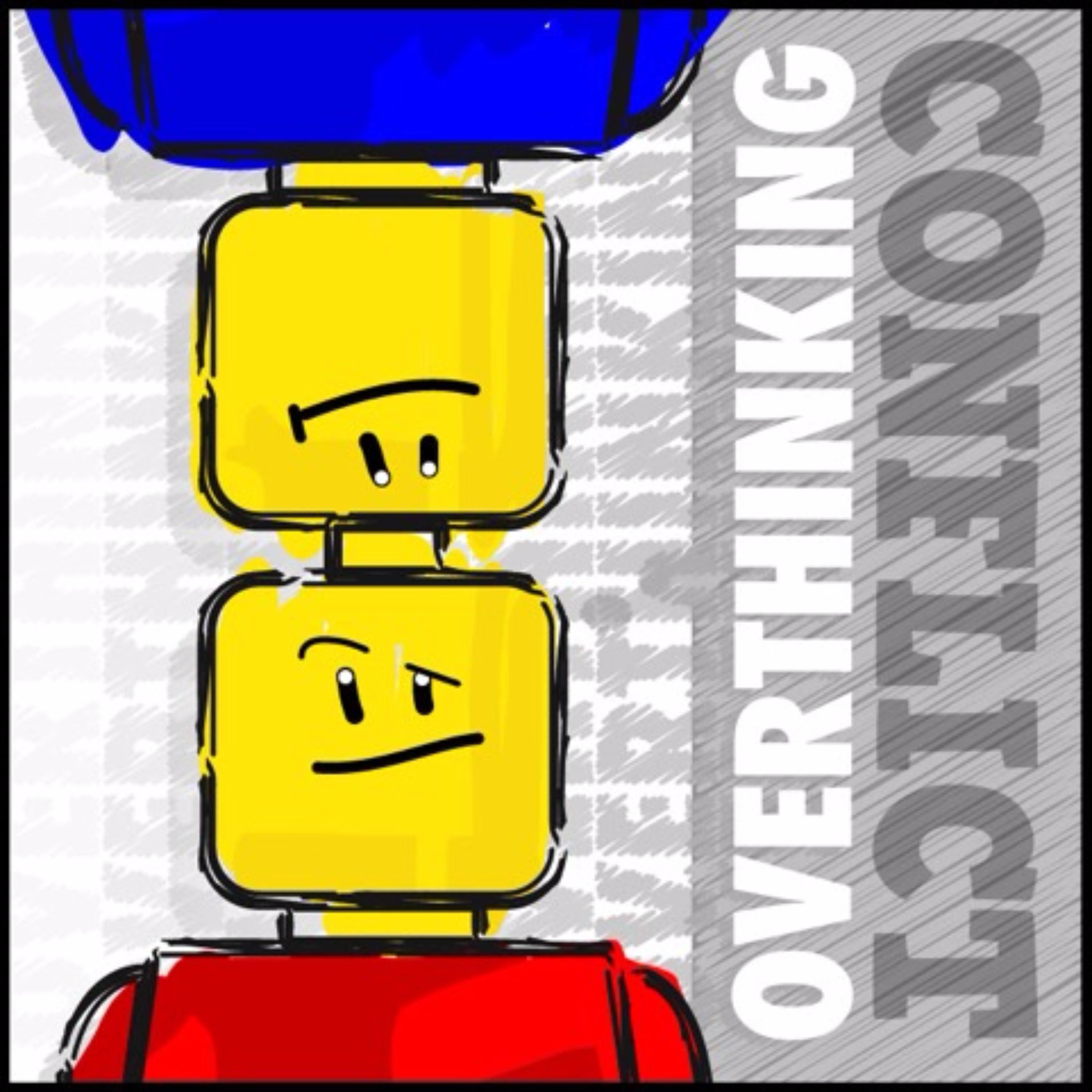 Overthinking Conflict show art