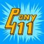 Artwork for Pony 411 Episode 25- Purple Pony Princess Pandemonium