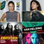Artwork for Host Galaxy Interviews the Amazingly Beautiful Vamp  Jennifer Cheon aka Ivory of Van Helsing on Comic Con Radio