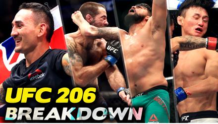 Submission Radio #108 Urijah Faber, Tony Ferguson, Frank Shamrock, King Mo, Mike Dyce + UFC 206