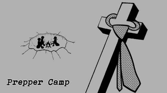 FistShark Marketing 25: Prepper Camp