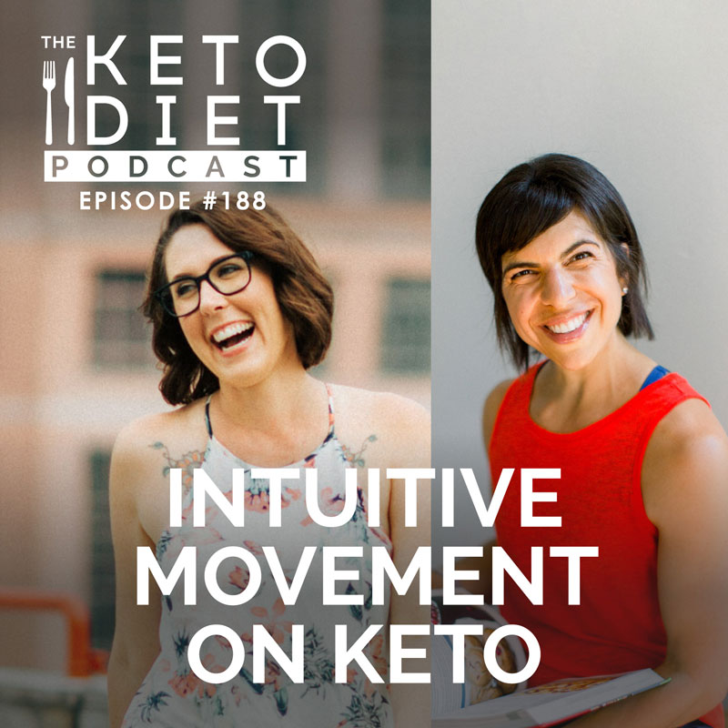 #188 Intuitive Movement on Keto with Brooke Benlifer
