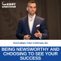Artwork for EP 080: Being Newsworthy and Choosing to See Your Success with Tony Stephan, RD
