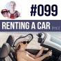 Artwork for #099 Renting a car in English – ESL (rep)