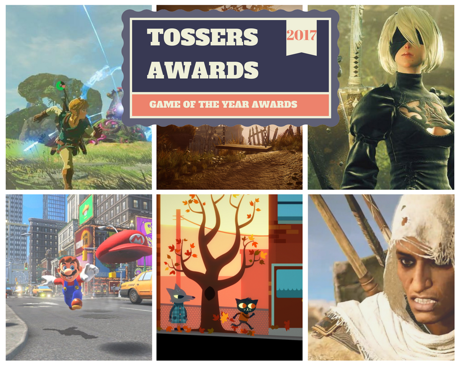Artwork for S3|E25: Games of the year 2017 - the Tosser Awards Announced