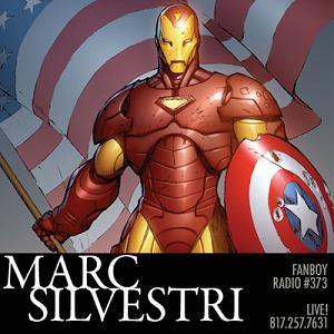 Fanboy Radio #373 - Marc Silvestri LIVE
