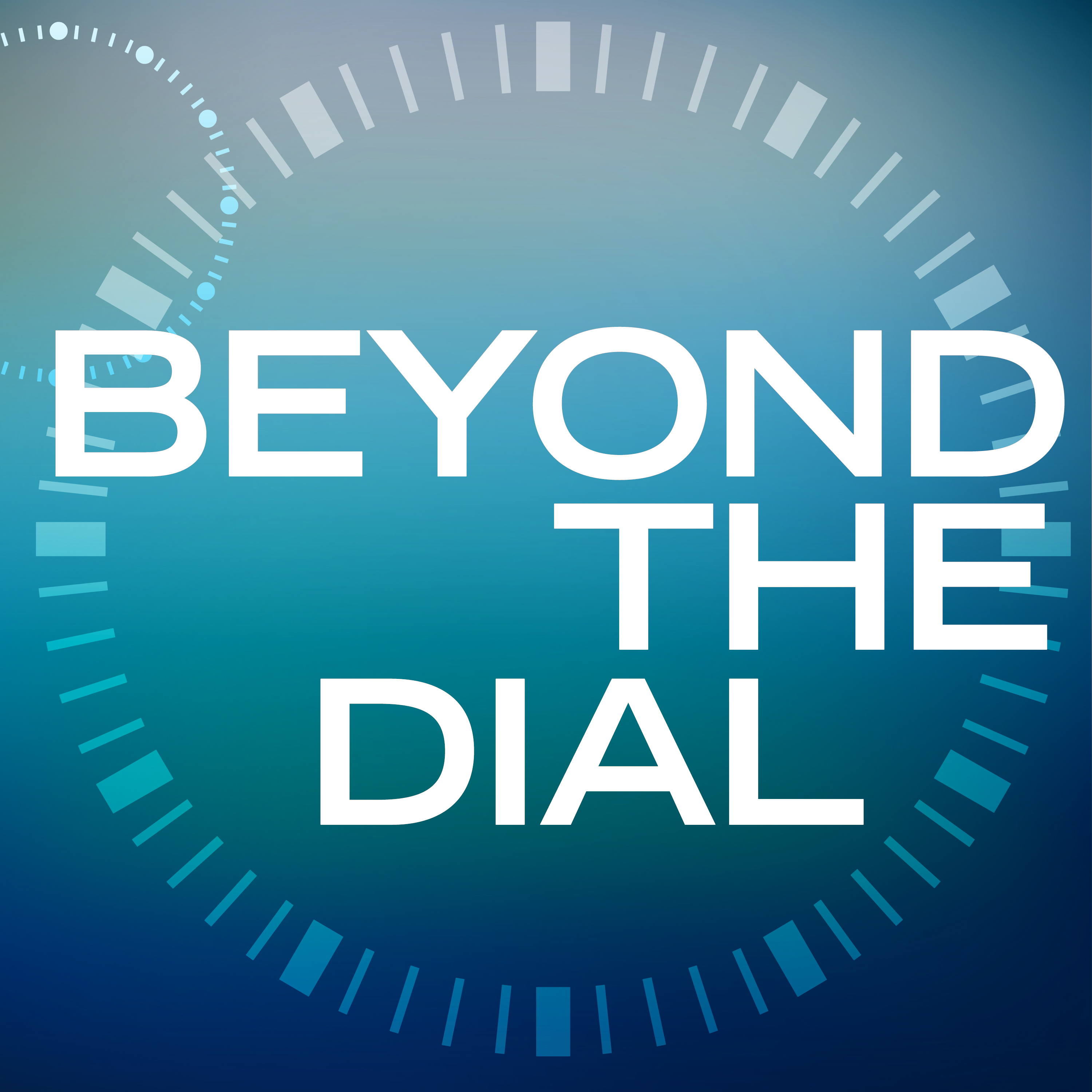 Beyond The Dial show art