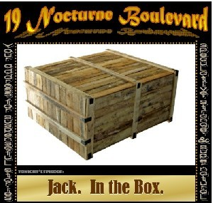 Retro 19 Nocturne - Jack.  In the Box.