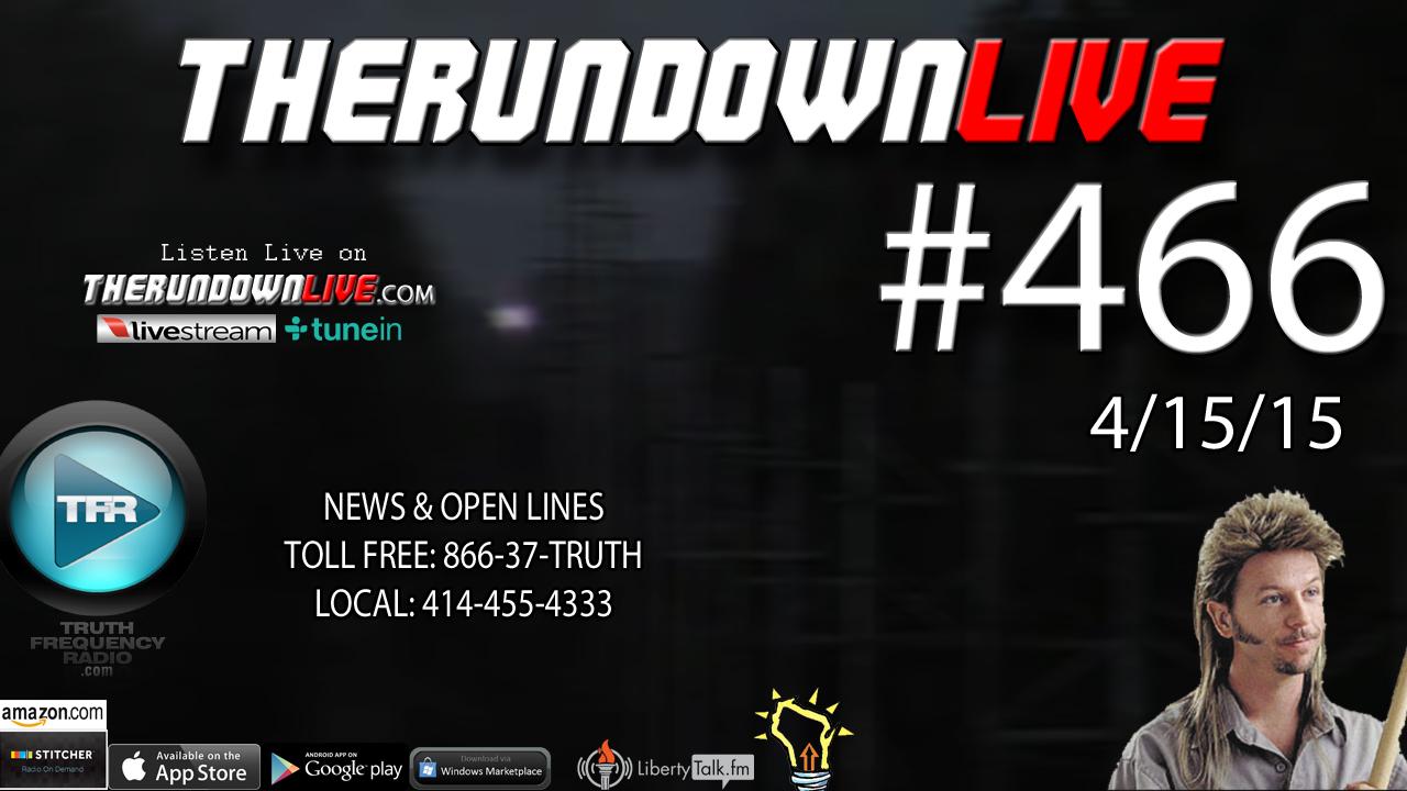 The Rundown Live #466 (Drones,Efficiency,Digital Education)
