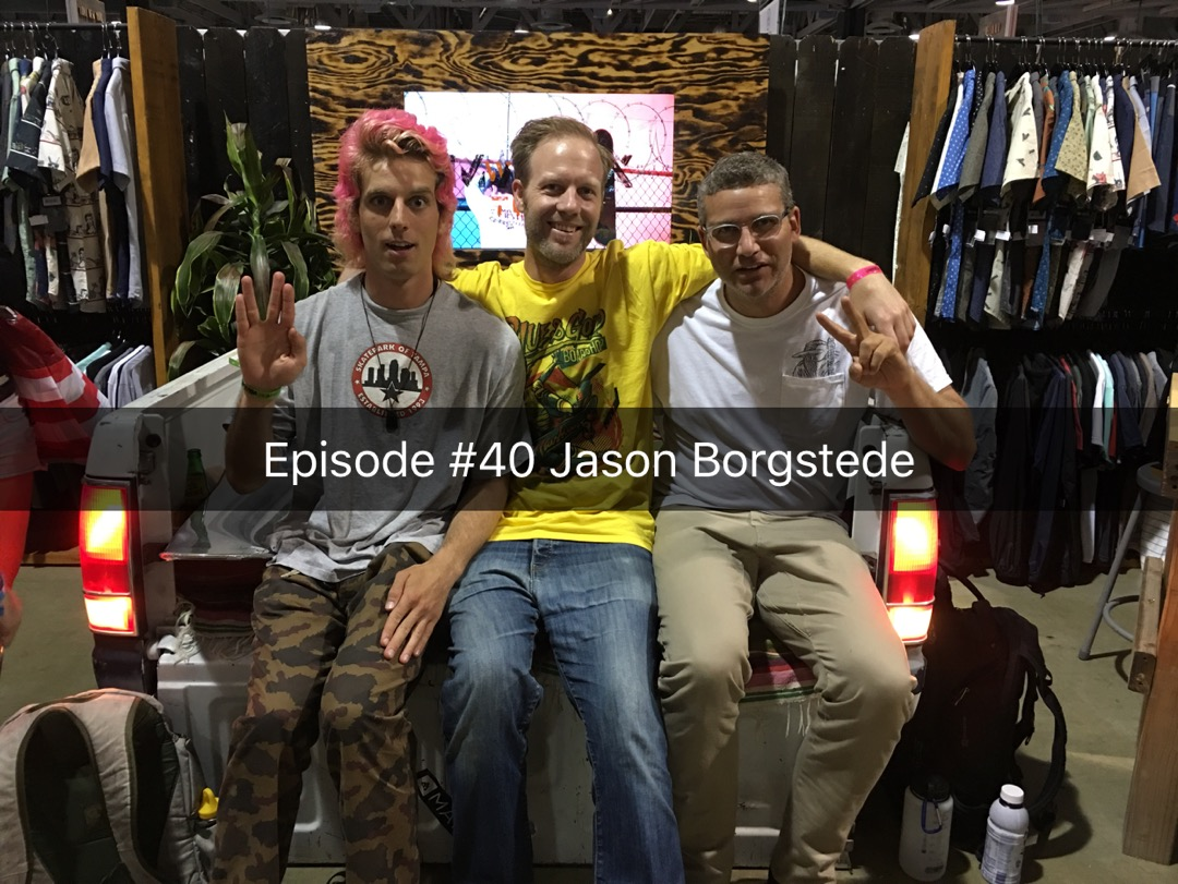 Jason Borgstede | Blue & Gold AK | Limiting Beliefs | Poker | Marathon Wagers | Blood Clots