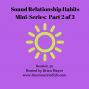 Artwork for 36: Sound Relationship Habits Part 2 of 3 - Building a Friendship