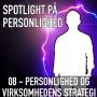 Artwork for #58: Koblingen mellem din personlighed og virksomhedens strategi