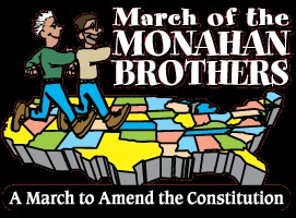 The March of the Monahans to Overturn Corporate Personhood