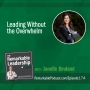 Artwork for Leading Without the Overwhelm with Janelle Bruland