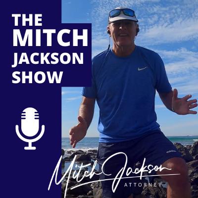 The Mitch Jackson Show show art