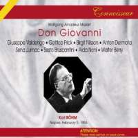Don Giovanni from Naples, 1955