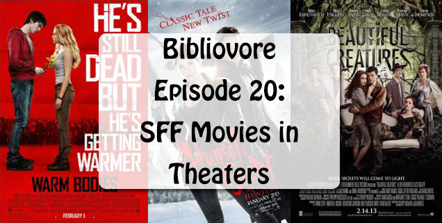 Episode 20 - Fantasy movies in theaters