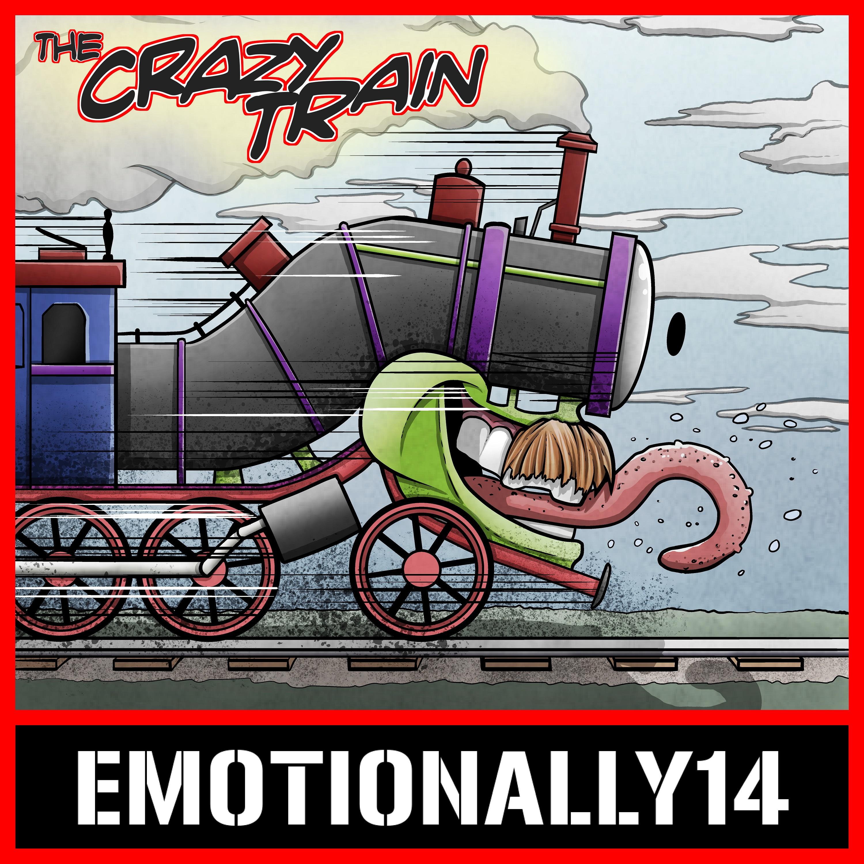 The Crazy Train show art
