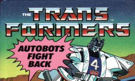 When the Music Stops: Autobots Fight Back