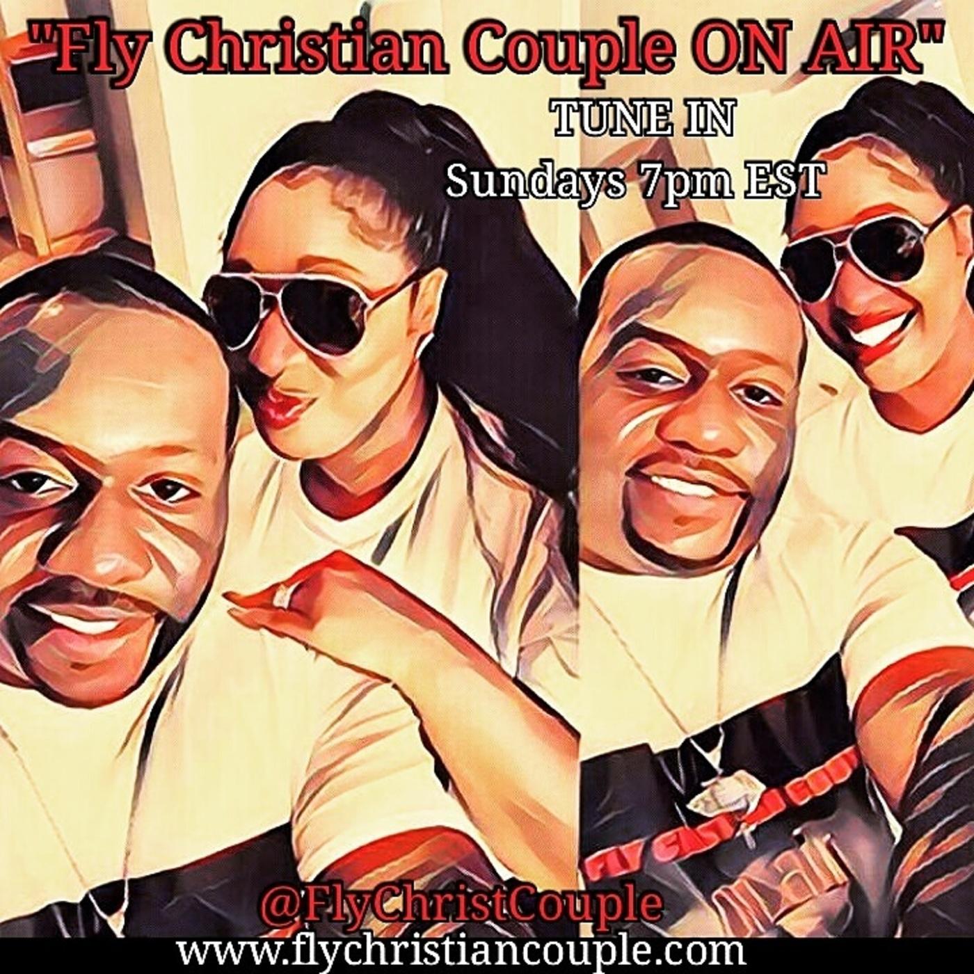FlyChristCoupleOnAir's podcast show art