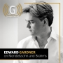 Artwork for Edward Gardner on Mendelssohn and Brahms