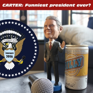 Headliner of State: Jimmy Carter