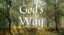 Artwork for God's Way